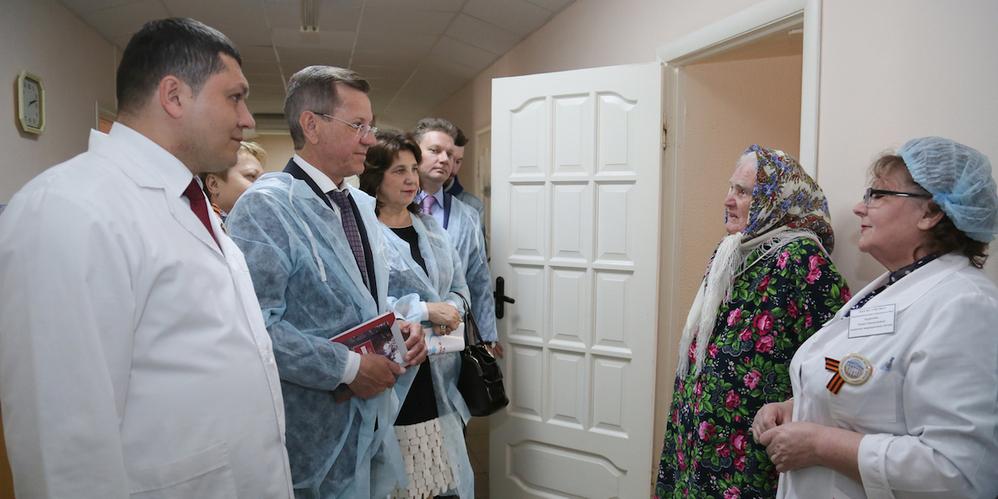 Детская поликлиника 5 новокузнецк запись на прием к врачу